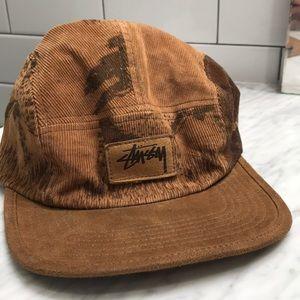 Stüssy 5 panel hat
